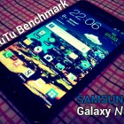 Antutu Benchmark на Samsung Galaxy Note
