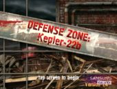 Скриншот из игры Defense zone на Samsung Galaxy Note