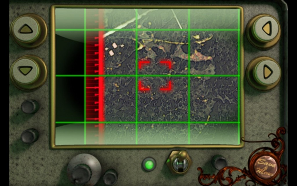 Demons Land - загадочный квест для Android