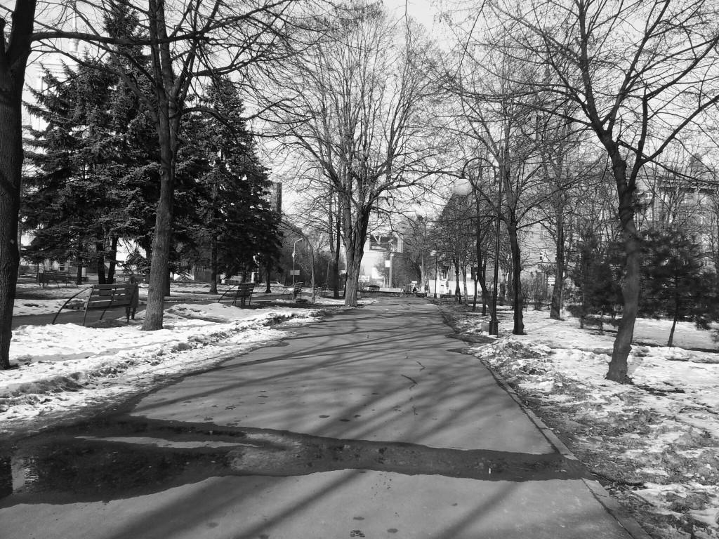 Фото с камеры Samsung Galaxy Note, Мариуполь, зима