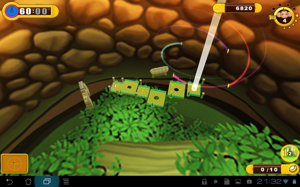 Super Monkey Ball 2: Sakura Ed для Samsung Galaxy Note