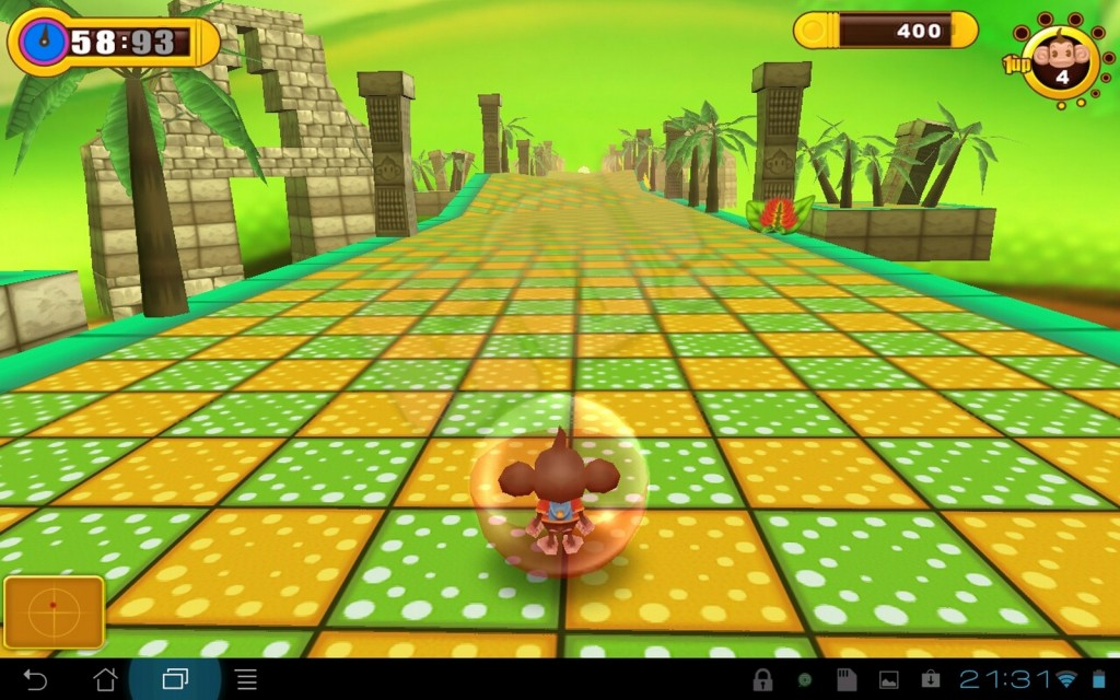 Super Monkey Ball 2: Sakura Ed для Samsung Galaxy Note