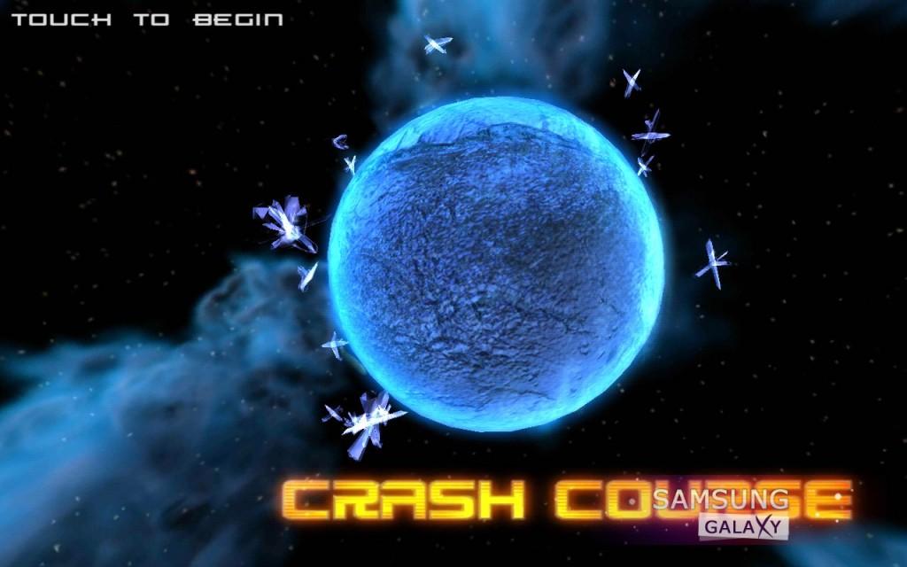 Crash Course 3D: Ice для Samsung Galaxy Note, S2