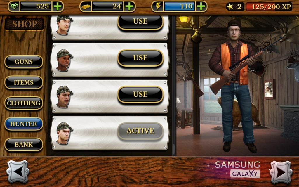 Deer Hunter Reloaded для Андроид