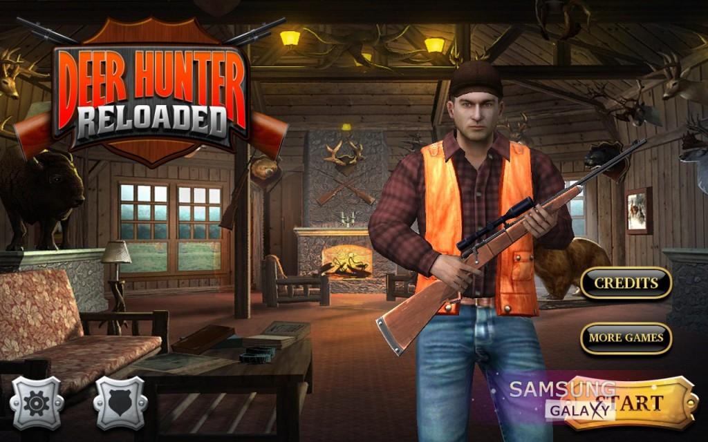 Игра Deer Hunter Reloaded для Android