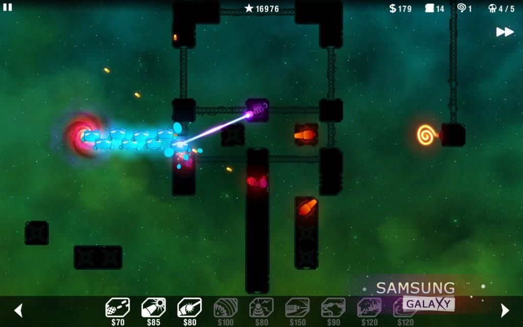 Radiant Defense - новый Tower Defense для Android