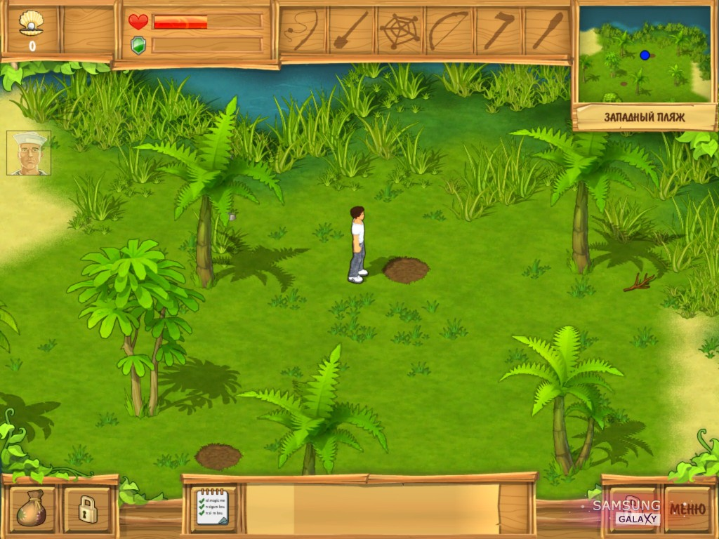 The Island: Castaway для Android