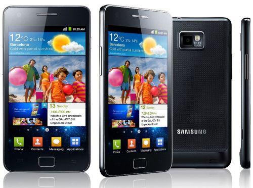 Внешний вид Samsung Galaxy S2