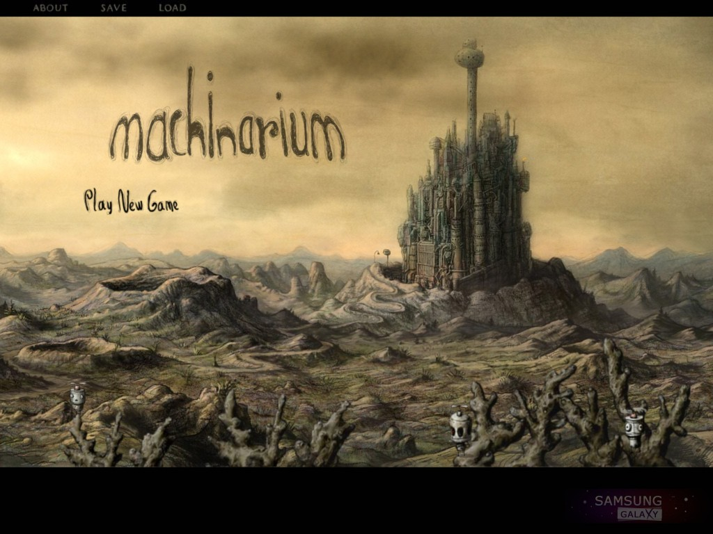 Игра Machinarium для Android