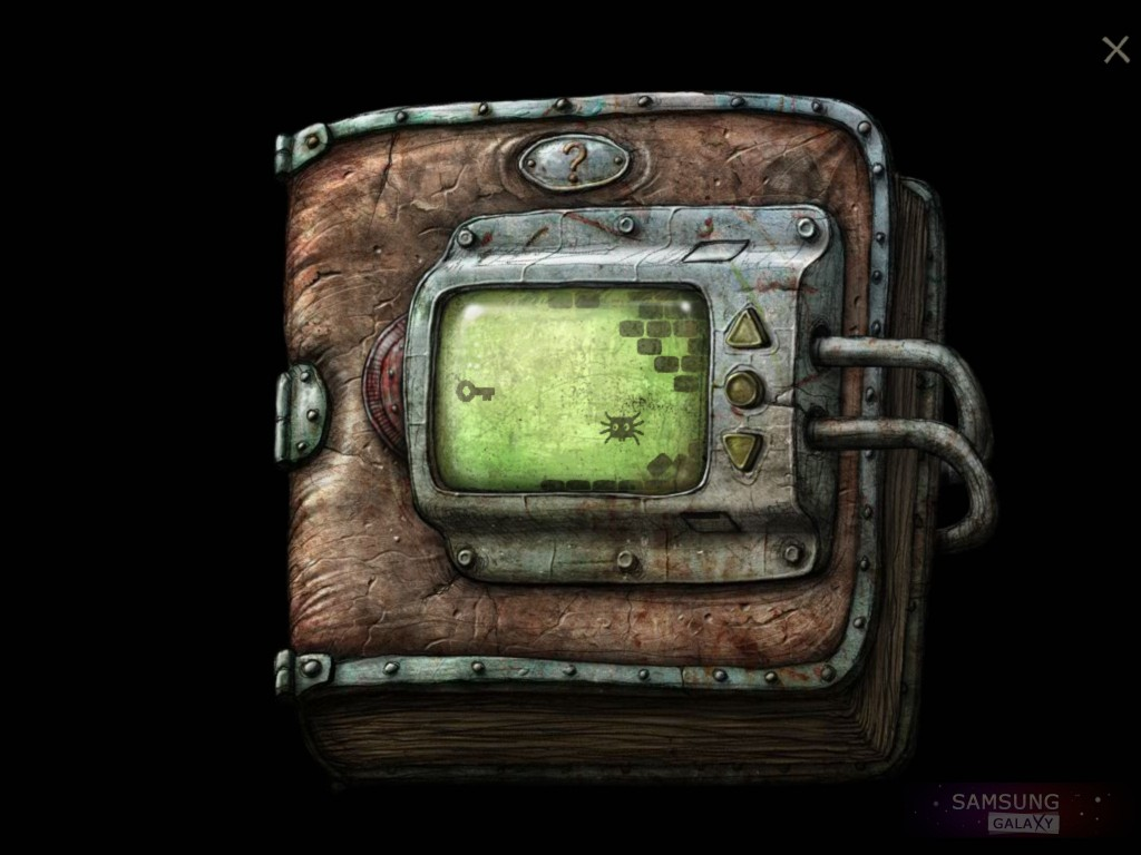Machinarium для Samsung Galaxy Note, S III, Ace (подсказка)