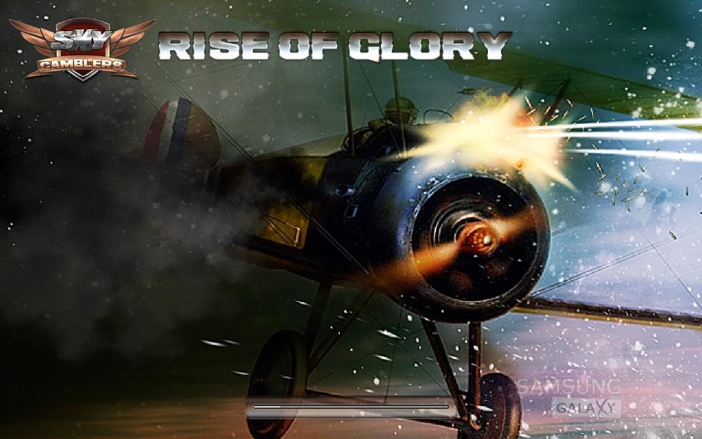 Sky Gamblers: Rise of Glory для Samsung Galaxy