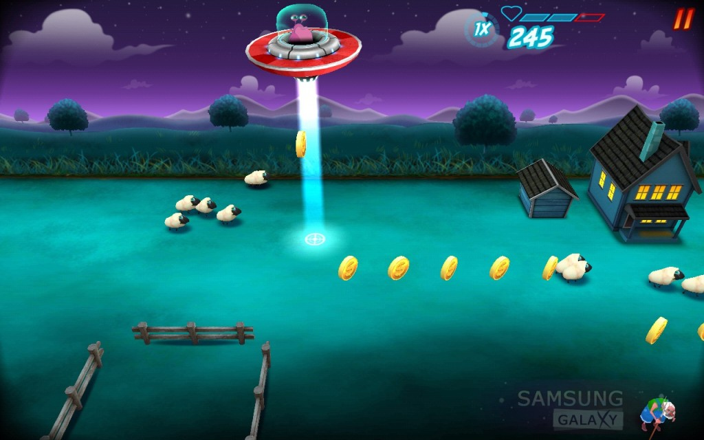 Игра Probe the Humans для Samsung Galaxy S III, Note, Ace