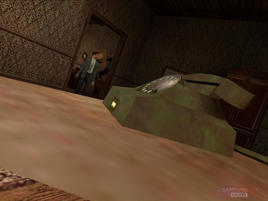 Игра Max Payne Mobile для Samsung Galaxy - скриншот игры