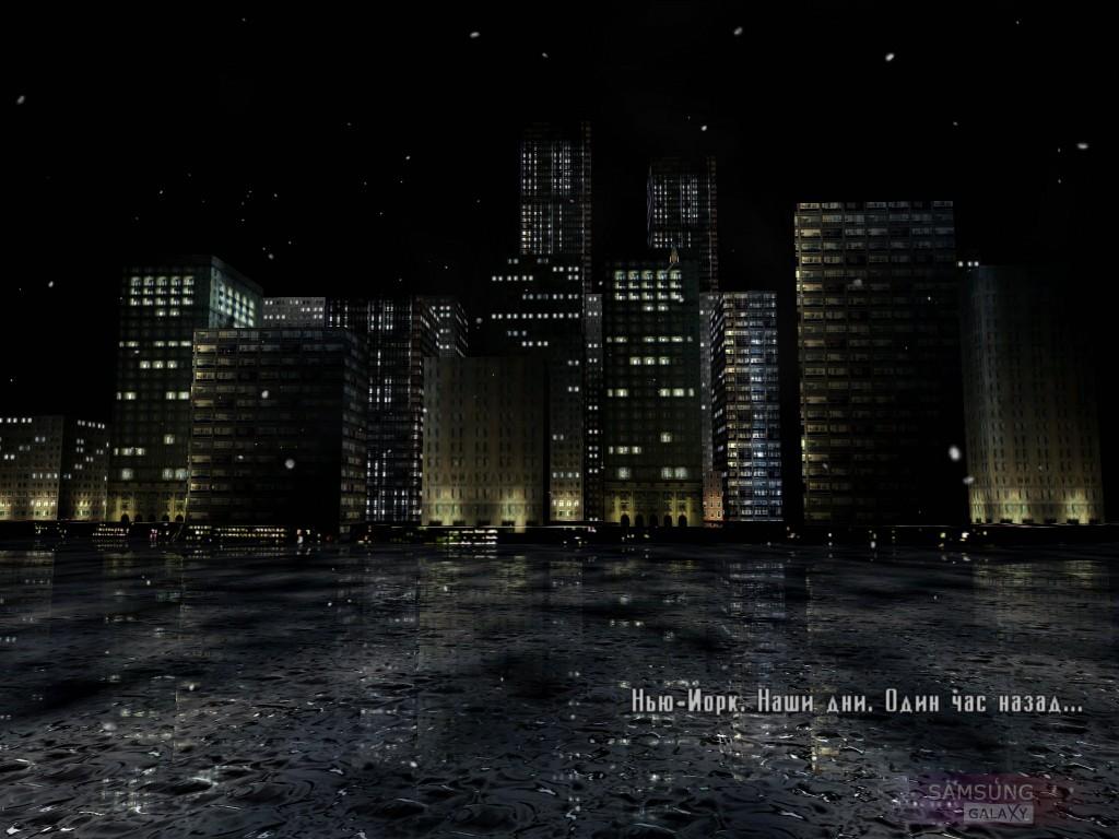 Игра Max Payne Mobile для Samsung Galaxy - на улицах