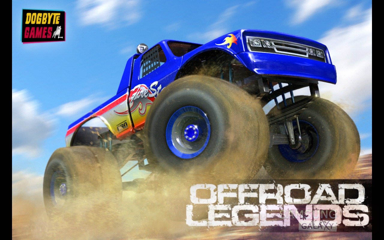 Offroad Legends для Samsung Galaxy Note, S III, S2, Ace