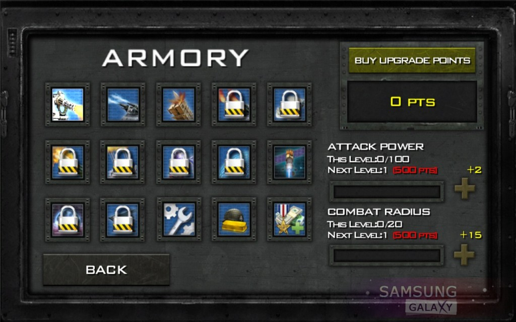Soldiers of Glory: Modern War для Samsung Galaxy