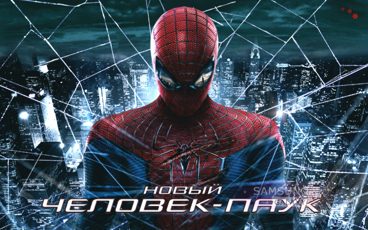 Игра The Amazing Spider-Man на Samsung Galaxy Note