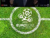 Живые обои adidas EURO 2012, скачать обои