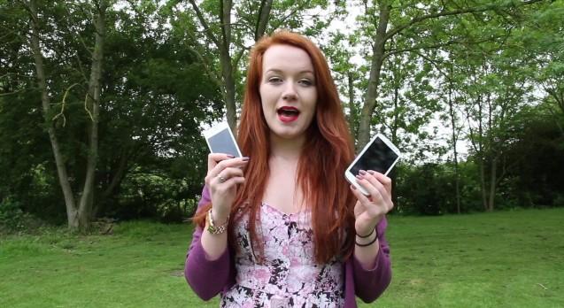 Краш тест Samsung Galaxy S 3
