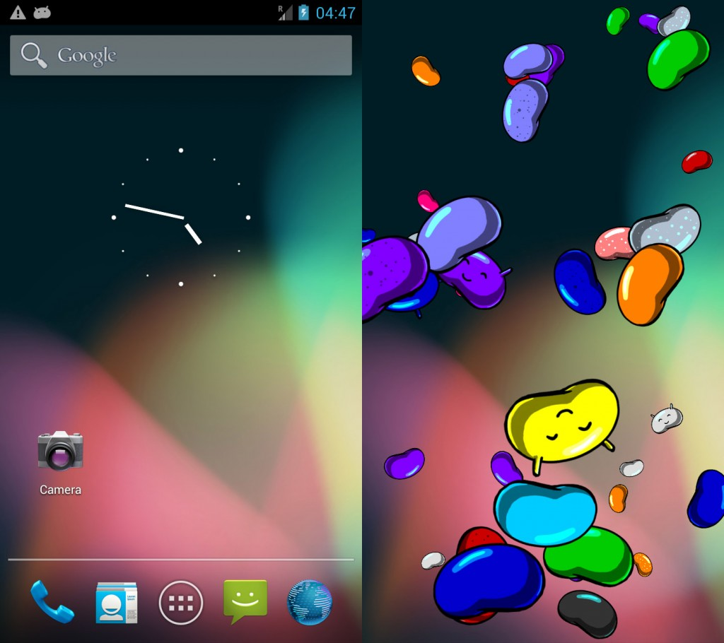 Android 4.1 Jelly Bean для Galaxy Nexus - скриншот 2