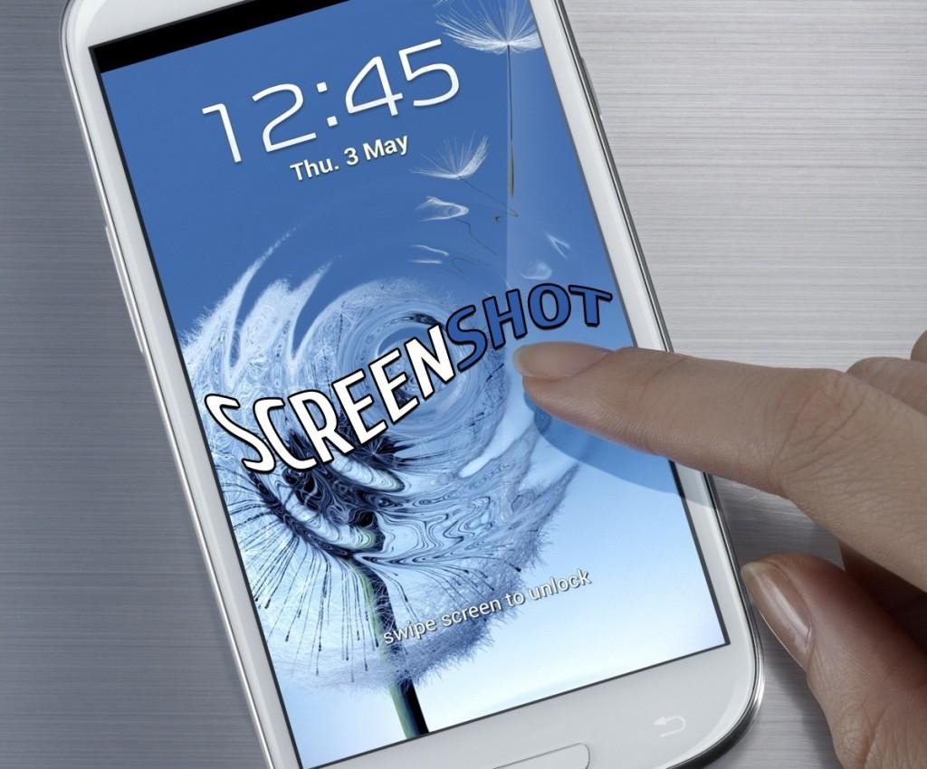 Как сделать скриншот на Samsung Galaxy S III