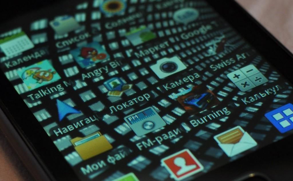 Экран Samsung Galaxy Y S5360