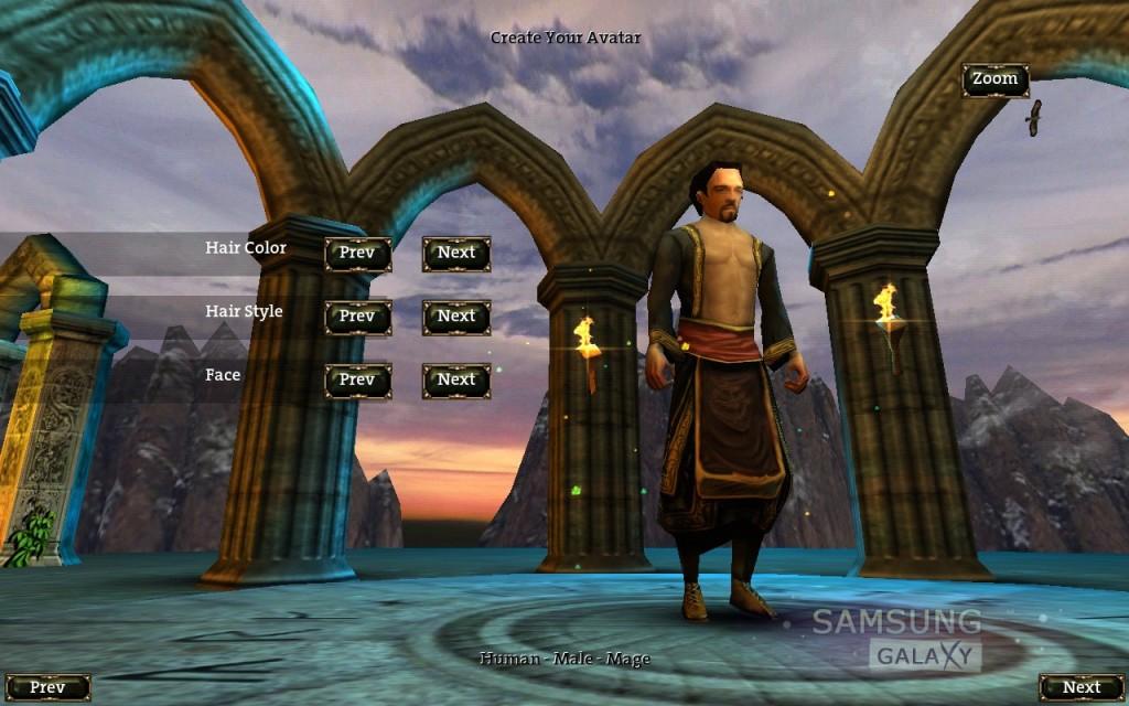 Aralon: Sword and Shadow HD - характеристики героя