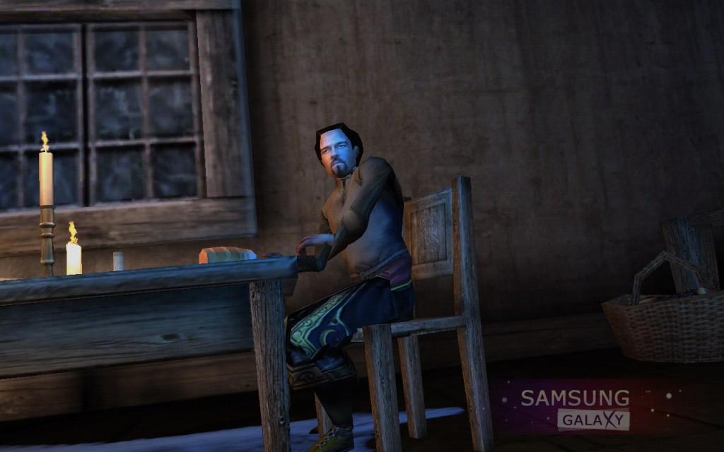 Aralon: Sword and Shadow HD - RPG для Samsung Galaxy, графика