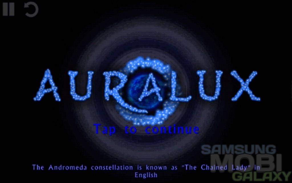 Auralux - RTS для Samsung Galaxy Ace, Gio, Note и S 3