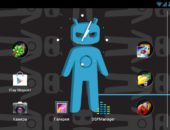 Прошивка CyanogenMod 9 для Samsung Galaxy Ace