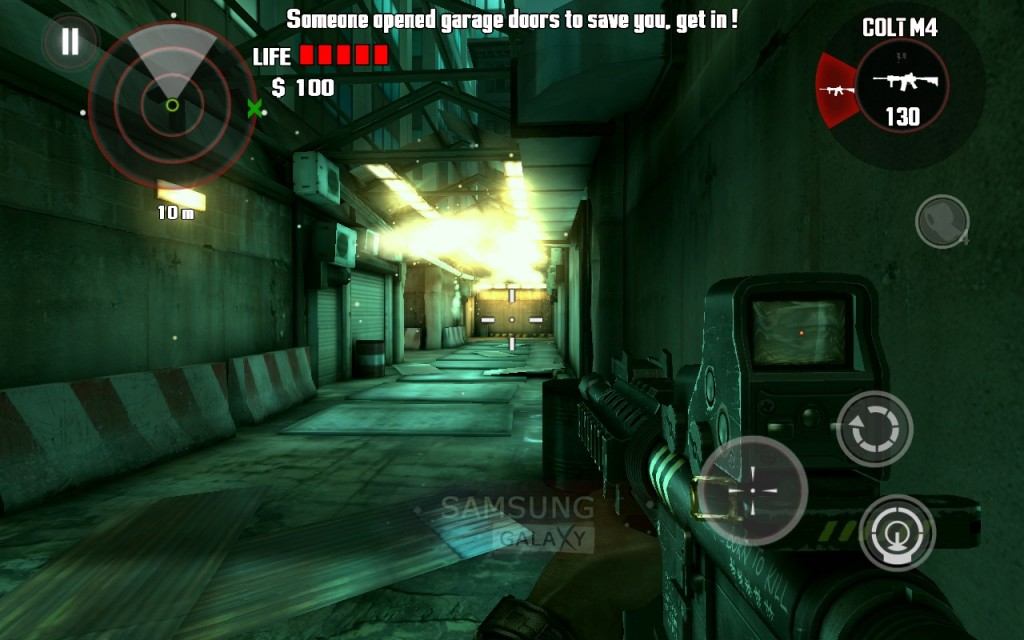 Игра Dead Trigger для Samsung Galaxy Note, S III, S 2 Ace, Tab и Gio