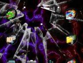 Lucid Dream - живые обои для Samsung Galaxy, треснул экран