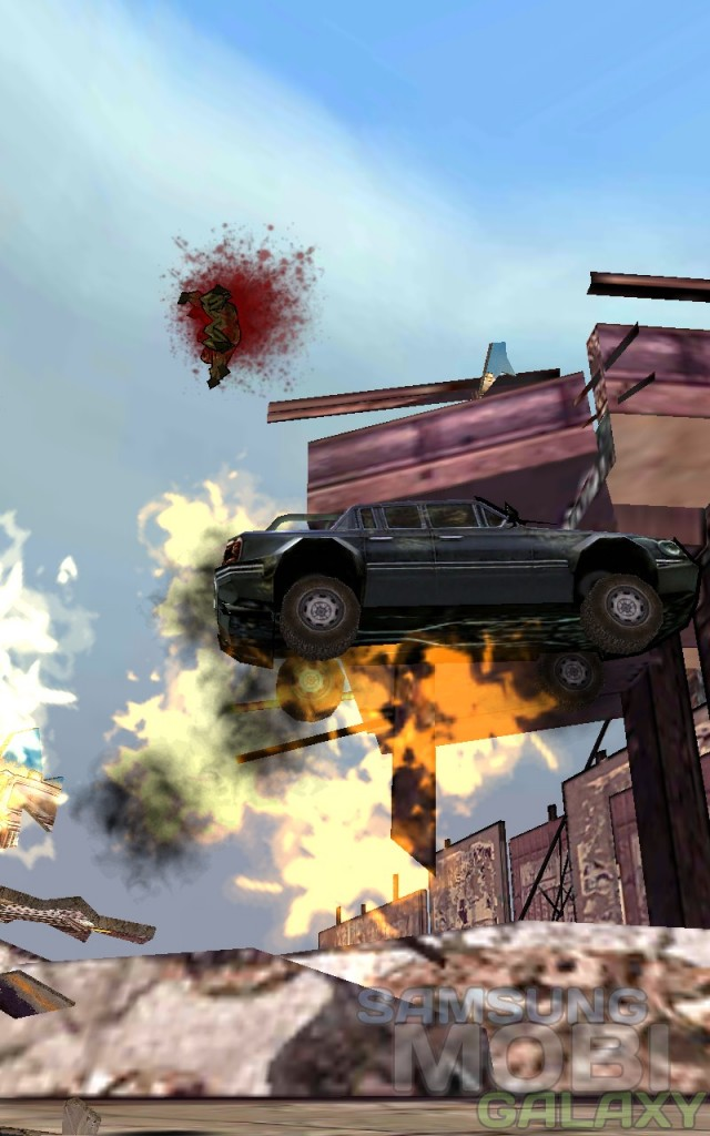 Mutant Roadkill - гонки для Galaxy Note, Ace 2 и S III