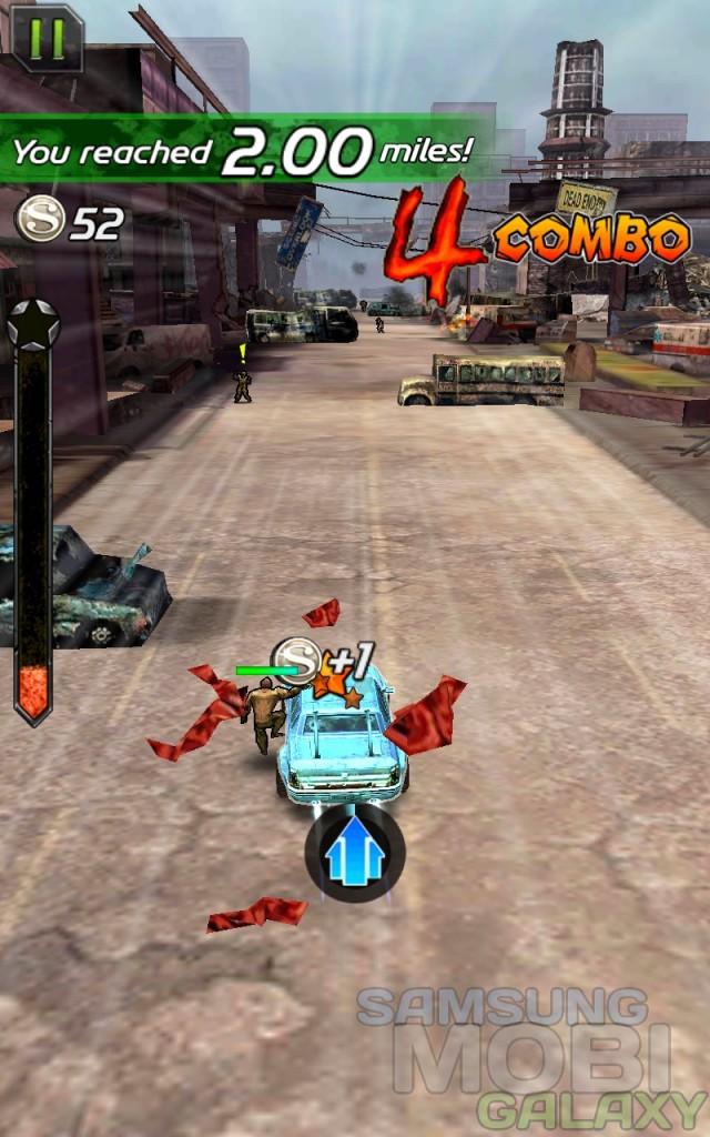 Игра Mutant Roadkill - гонки во вселенной Borderlands для Android