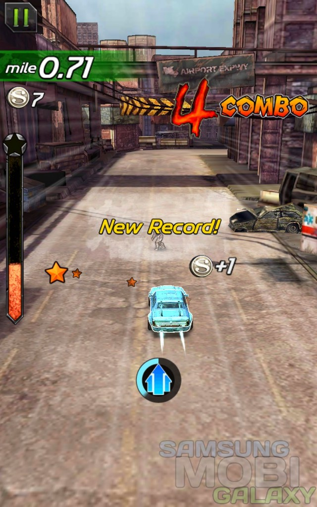 Игра Mutant Roadkill - гонки в мире Fallout