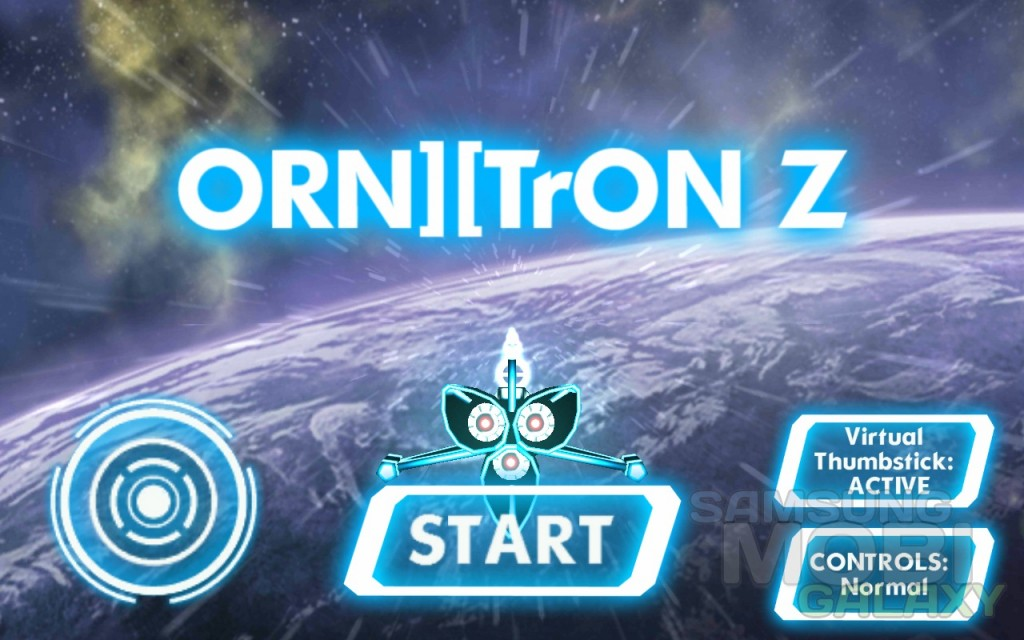Игра Ornitron Z для Samsung Galaxy Ace Note S 3 Gio