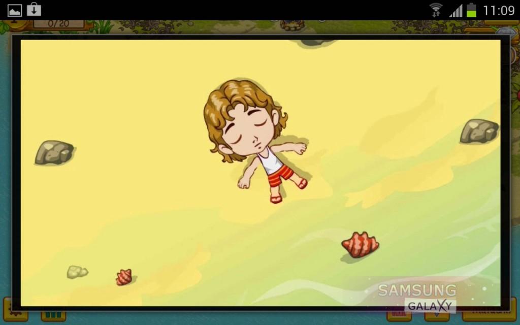 Игра Tiny Tribe для Samsung Galaxy Note, S III, S 2, Ace, Gio