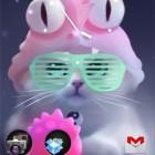 "Yang The Cat – ""живой"" котенок на экране вашего Galaxy"