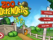 Игра Zoo Defenders для Samsung Galaxy Ace, Note, Gio, S 2, S III