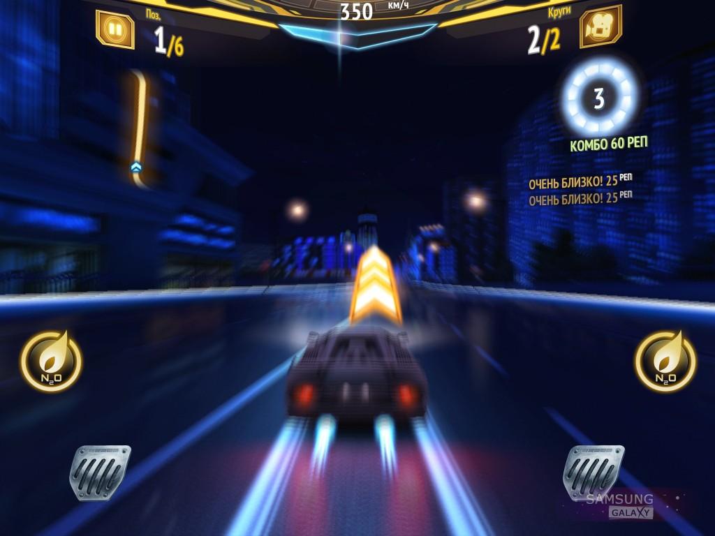 Игра Asphalt 7 Heat для Android