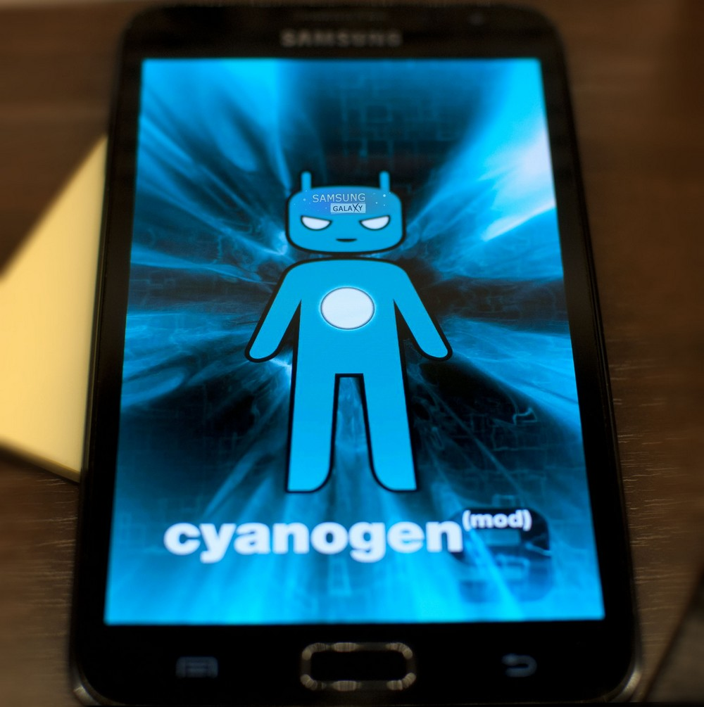 CyanogenMod 9 для Samsung Galaxy Note N7000