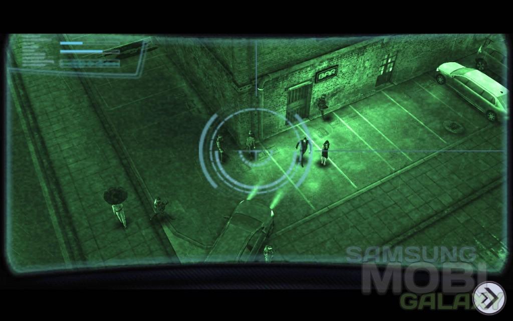 """Игра """"Темный рыцарь: Возрождение"""" для Samsung Galaxy Ace Note Gio S III"""