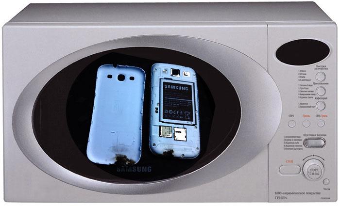 Правда о взрыве Samsung Galaxy S III