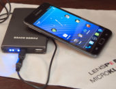Портативное зарядное для Samsung Galaxy