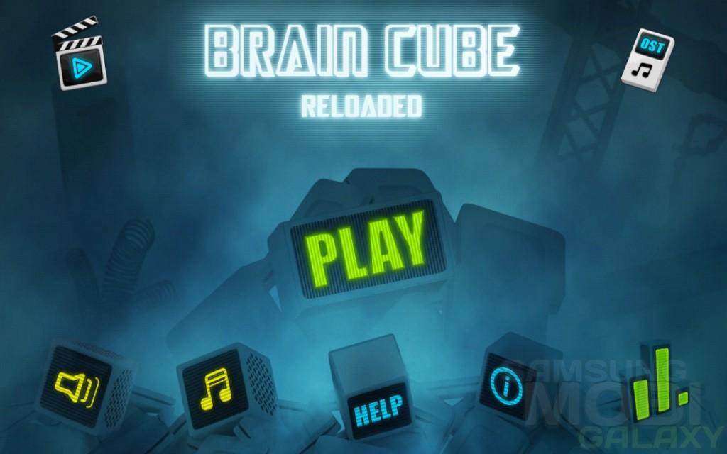 Brain Cube Reloaded - отличная головоломка