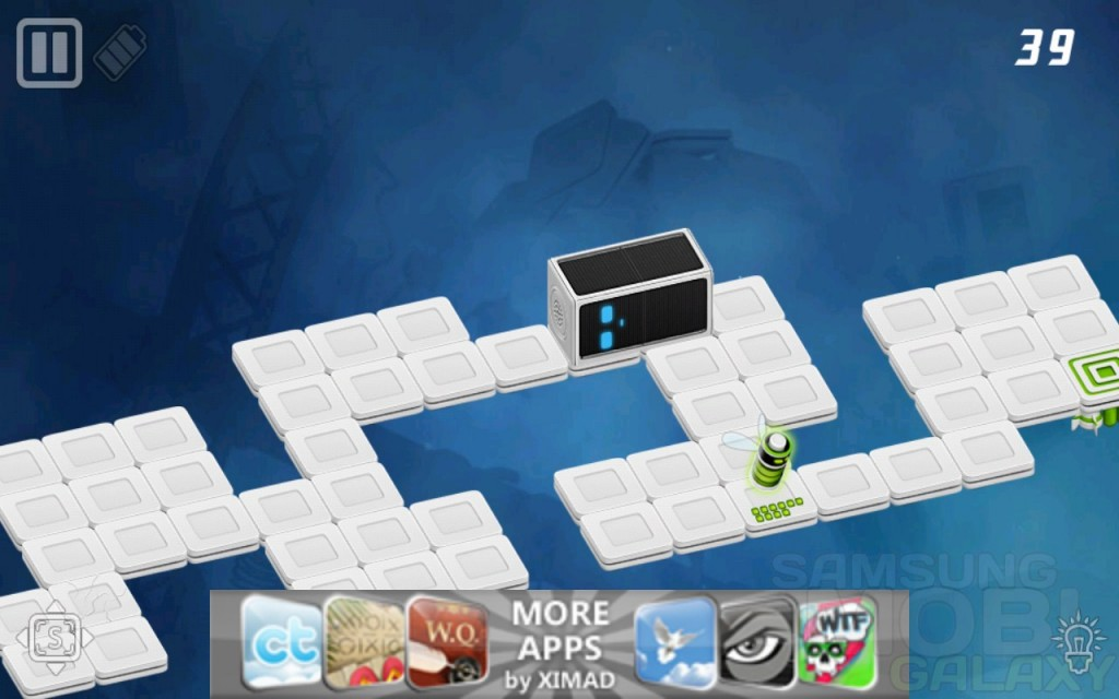 Brain Cube Reloaded - отличная головоломка для Андроид