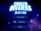 Игра Chicken Invaders 2 для Samsung Galaxy Note Ace2 SIII