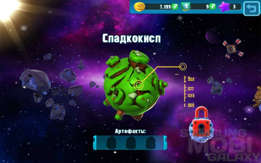 Стратегия Cosmic Colony для Samsung Galaxy Note Ace 2 Gio Tab