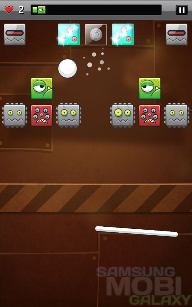 Игра Draw Breaker - аркада для Galaxy Note SIII Ace 2, Gio и Tab