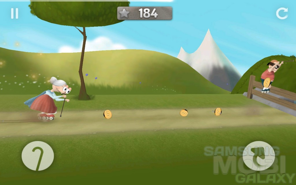Игра Granny Smith для Samsung Galaxy SIII Note S2 Ace Gio